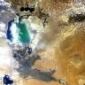 Aralo jūra iš kosmoso