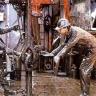 Darbas naftos platformoje