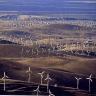Vėjo jėgainių parkas Ispanijoje