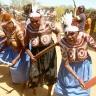 Šokančios aborigenės