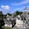 Tikalis Gvatemaloje – senovės majų miestas.  UNESCO