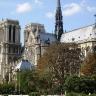 Paryžiaus Dievo motinos gotikinė katedra  UNESCO