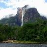 Anchelio krioklys Venesueloje - aukščiausias pasaulyje