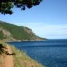 Baikalo ežero pakrantė