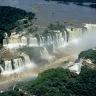 Igvasu Brazilijos ir Argentinos pasienyje – vienas gražiausių pasaulio krioklių
