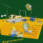Eksperimentai geografijoje