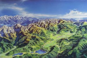 Japonijos kraštovaizdis