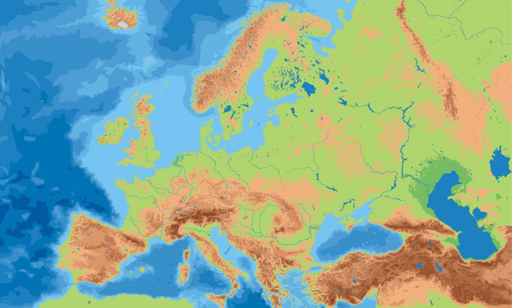 Europos gamtinis