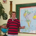 Mokytojas ekspertas Jonas Malinauskas