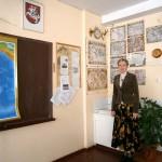 Geografijos mokytoja Sigita Černiauskaitė