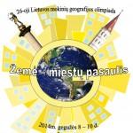 EMBLEMA_Šiauliai_Geografijos_olimpiada