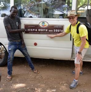 LGMA ekspedicija Etiopija