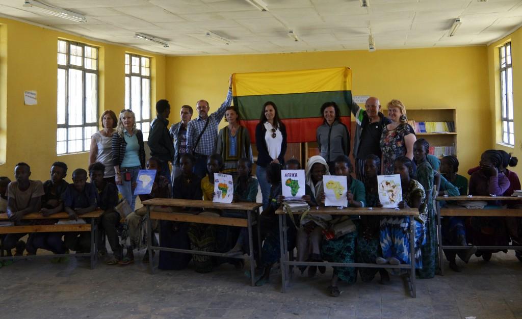 Geografijos mokytojai Lalibelos mokykloje3