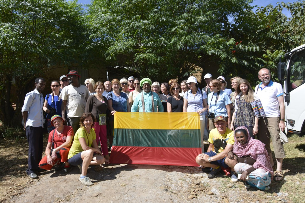 LGMA grupe Awaramba kaime