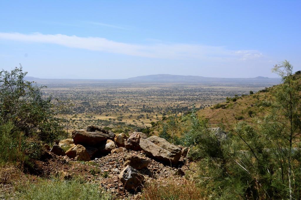 Luzis prie Adis Abebos