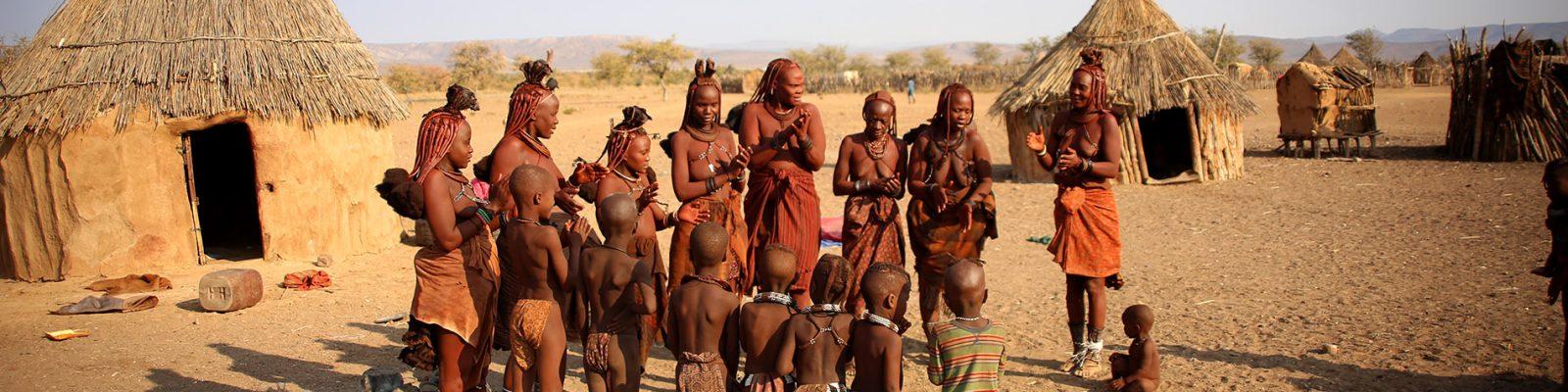 Himba_zmones