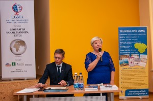 LGMA forumas Palangoje_Stasė_Alenskienė_Rytas_Šalna