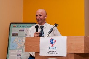 LGMA forumas Palangoje-Šarūnas_Gerulaitis