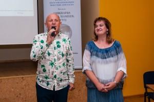 LGMA forumas Palangoje-Loreta_Latvienė_Valentinas_Padriezas