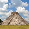 Majų piramidė Čičen Icoje
