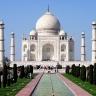 Tadž Mahalas Agroje Indijoje