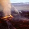 Plyšinis ugnikalnis Islandijoje