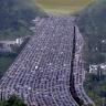 Automobilių eismas Los Andželo apylinkėse