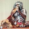 Grojantis aborigenas