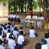 Indijos kaimo mokykla