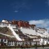 Potalos rūmai Lhasoje - Dalai Lamos buvusi rezidencija