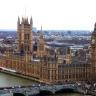 Parlamento pastatas ir Big Benas Londone