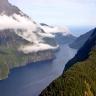 Milfordo fjordas Naujojoje Zelandijoje laikomas gražiausiu pasaulyje