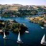 Nilo slėnis ties Asvano užtvanka