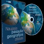 Geografijos atlasas ir CD