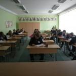 1-osios Klaipėdos olimpiados akimirka