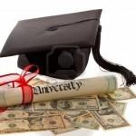 Diplomas ir sotus gyvenimas
