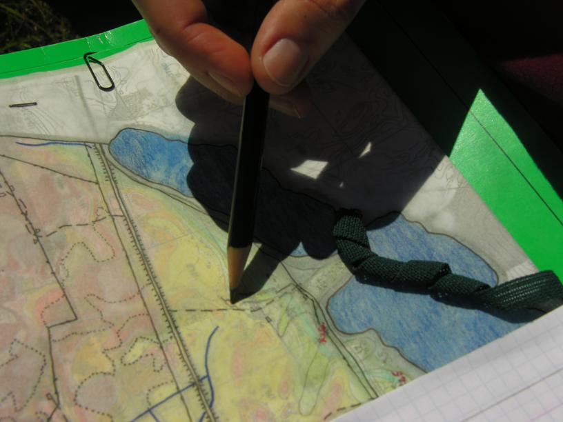 Kartografijos darbai VU