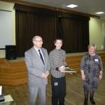 Vaitiekuno taures 2012 nugaletojas