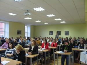 Konferencijos dalyviai 2012