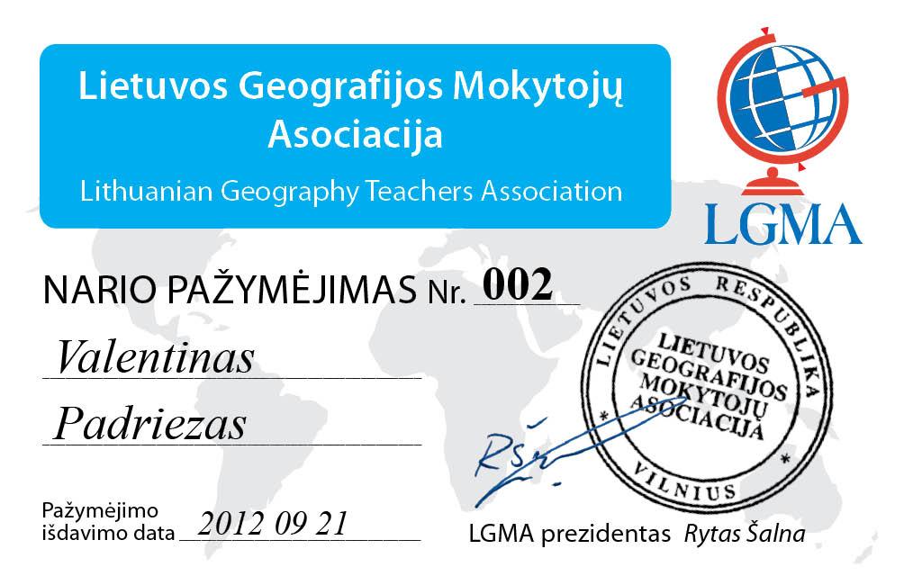 LGMA_pazymejimas