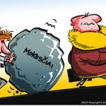prog_mokesciai_Saltinis_Karikatura