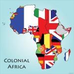 Afrikos kolonijos