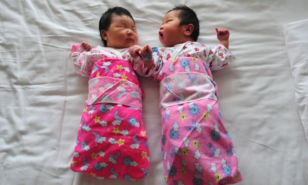 Kinijos vaikai