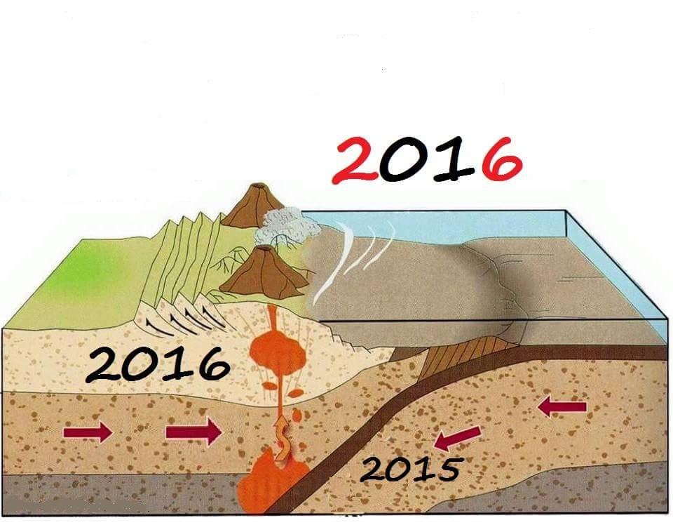 Plokštės 2015 ir 2016