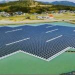 saules kolektoriai Japonijoje