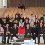 Konferencijos dalyviai