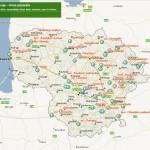 zemelapis Lietuvoje visas pasaulis pav