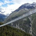 ilgiausias pesciuju tiltas
