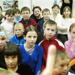 Rusijos vaikai
